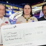 TC Cars donate to local Scouts.